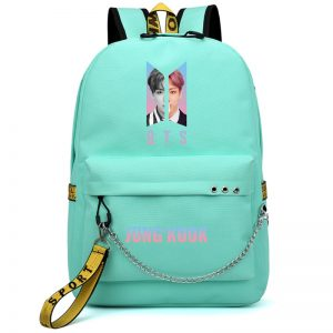 BTS Jungkook Backpack #3