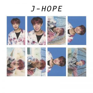 BTS Album Card J-Hope