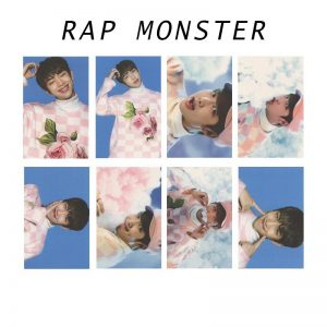 BTS Album Card Rap Monster