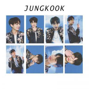 BTS Album Card Jungkook