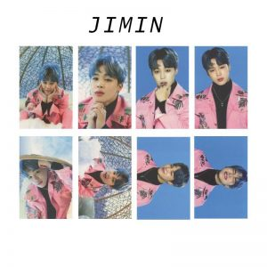 BTS Album Card Jimin