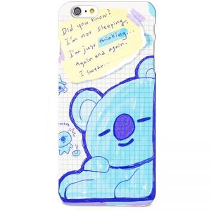 BTS BT21 iPhone Case – Koya