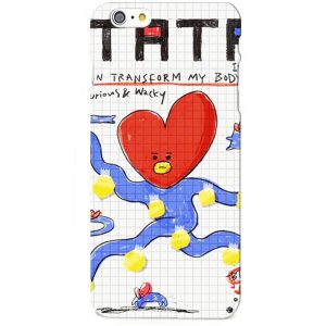 BTS BT21 iPhone Case – Tata