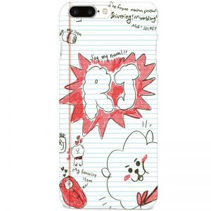 BTS BT21 iPhone Case – RJ