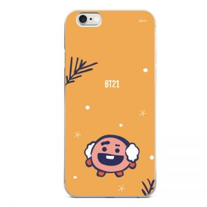 BTS BT21 iPhone Case – Shooky
