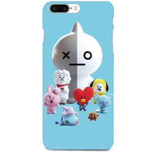 BTS BT21 iPhone Case – #3