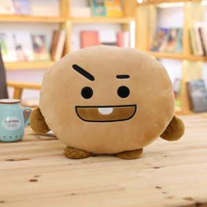 BTS BT21 Shooky Pillow