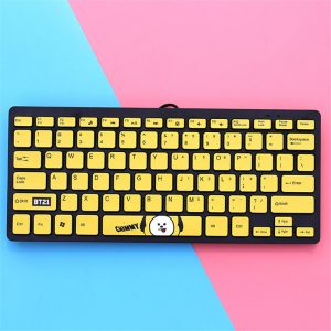 BTS BT21 Chimmy Keyboard