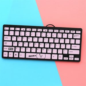 BTS BT21 Cooky Keyboard