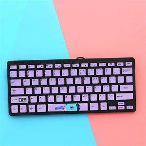 BTS BT21 Mang Keyboard