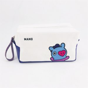 BTS BT21 Pencil Bag Mang