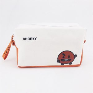 BTS BT21 Pencil Bag Shooky