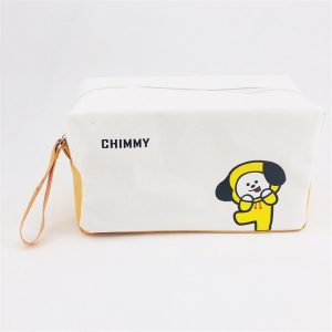 BTS BT21 Pencil Bag Chimmy