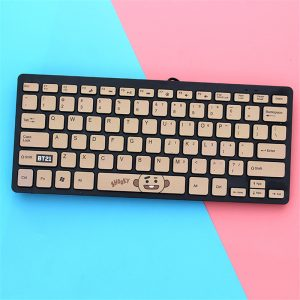 BTS BT21 Shooky Keyboard