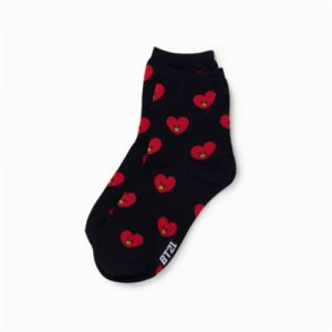 BTS BT21 Socks Tata