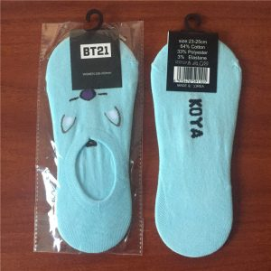 BTS BT21 Socks Slippers Koya