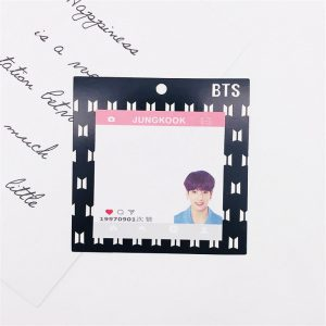 BTS Stickers Jungkook