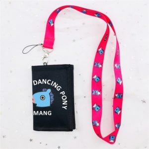 BTS BT21 Mang Wallet