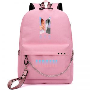 BTS Jimin Backpack #3