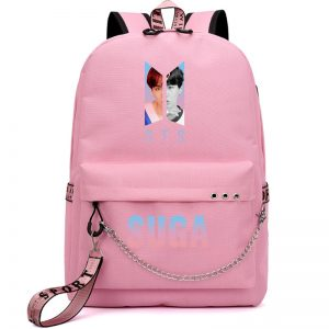 BTS Suga Backpack #3