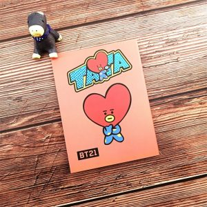 BTS Notebooks Tata