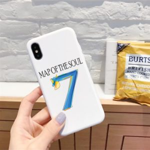 BTS MOTS 7 iPhone Case