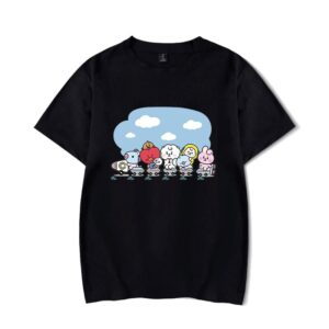 BTS BT21 T-Shirt #2