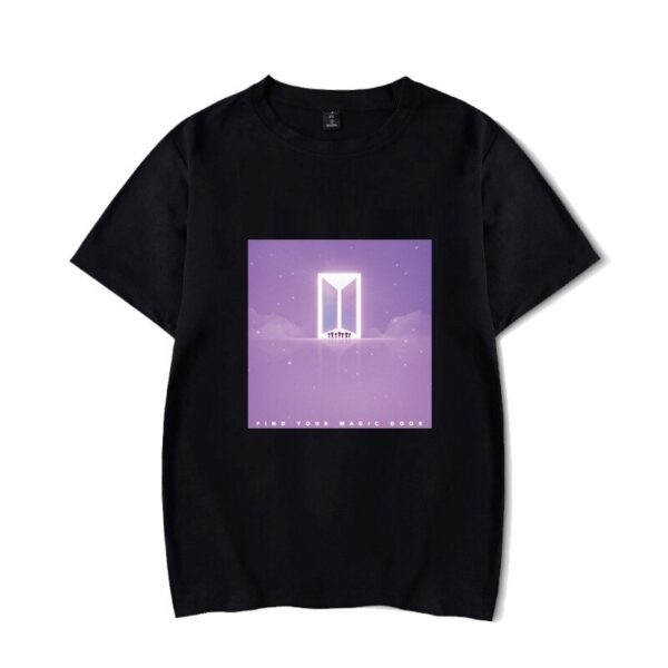 bts Tiny Tan t-shirt