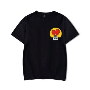 BTS BT21 T-Shirt #1 – New Design